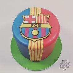 Soccer Ball Birthday Cake Brisbane