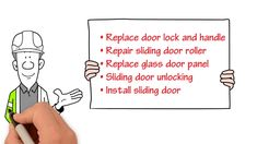 Are you looking for a professional door repair specialist in Singapore? We at Door are ready to help! We specialise in door services include: Glass Door Repair, Sliding Glass Door, Singapore, Doors, Videos, Gate