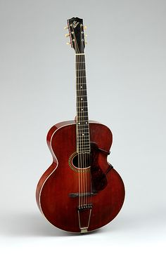 Gibson Mandolin-Guitar Manufacturing Co., Ltd. | Archtop Guitar | American…