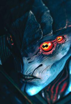 Mass Effect Characters, Mass Effect Games, Mass Effect Art, Alien Creatures, Magical Creatures, Fantasy Creatures, Alien Character, Character Art, Arte Alien