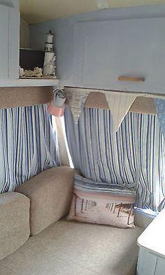 Classic sprite 4 / 5 berth vintage retro caravan awning delivery ...