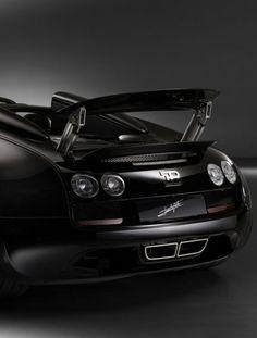 Bugatti Veyron Vitesse Jean Bugatti Edition