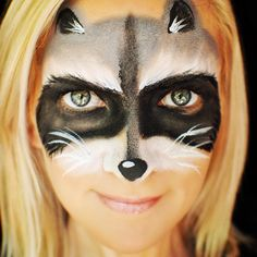 Racoon Mask - Awesome!