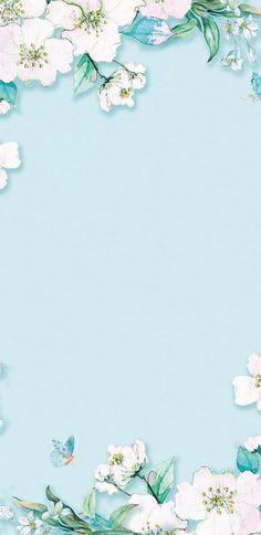 Glam Wallpaper, Vintage Flowers Wallpaper, Flowery Wallpaper, Flower Background Wallpaper, Framed Wallpaper, Watercolor Wallpaper, Pastel Wallpaper, Cute Wallpaper Backgrounds, Pretty Wallpapers