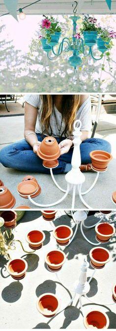Charming Outdoor Best DIY Planter Ideas to Brighten Your Yard