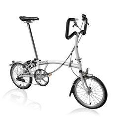 B-spoke final | Bike Builder | Brompton Bicycle P2L 1200 euro versie