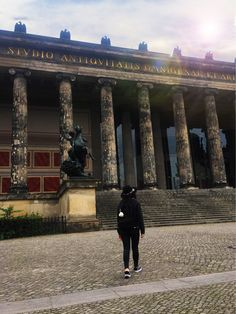 Traveling is the only thing you buy that makes you richer #travel #berlin #germany