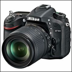 Weekly Photography Tips (posted Feb. 23, 2013) : Nikon Announces the new D7100 camera!...There's a lot of good things in this new beauty!