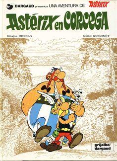 Asterix en Córcega