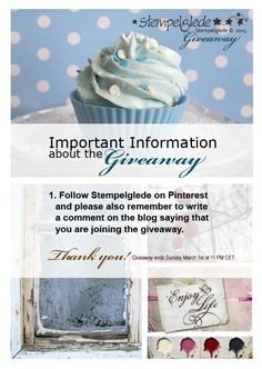 Important Information about the Giveaway! Giveaways, Decorative Boxes, Challenges, Scrapbook, Cards, Blog, Handmade, Design, Hand Made