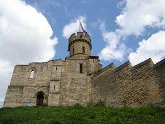 Lincoln Castle ~ Lincoln England
