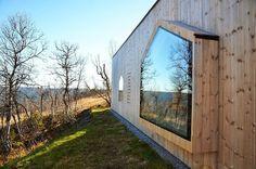 Casa de Montaña / Reiulf Ramstad Arkitekter
