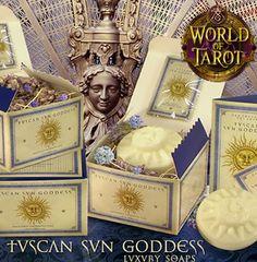 Tarot Luxury Soaps, From WorldofTarot.com Luxury Soap, Soaps, Awakening, Tarot, Birth, Decorative Boxes, Universe, Success, Smooth