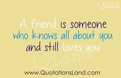 Cute Quotes on Friendship