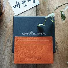 October's the best isn't it? For me it's the happiest time of the year. And to celebrate that (and my upcoming birthday) I'm running a giveaway on the blog! - I've posted about my David Hampton Case before and how handy it's become in my handbag. The perfect size in the best buttery leather. And now I want one of you to win one too! All you have to do is follow me on Instagram (fine if you already are!) and comment on a Wolf & Stag blog post. That's it! - Visit the blog for all the nitty…