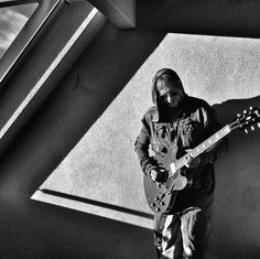 Charley and his Gibson ES335