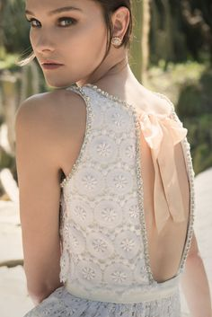 Exclusive Interview with Vered Vaknin and the 2015 Bridal Collection Crochet Wedding Dresses, Bridal Collection, Bridal Gowns, Wedding Photos, Hair Accessories, Bride, Elegant, Formal, Beautiful