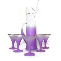 Blendo Barware-Martini by MerrilyVerilyVintage on Etsy