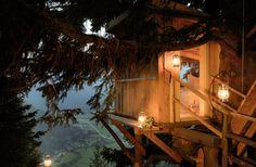 Holzknechthütte: The Smallest Restaurant in the World