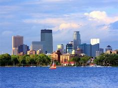 Lake Calhoun, Minneapolis, MN. I will be there in 13 days!!