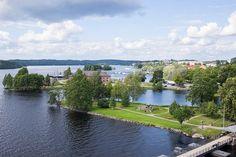 Savonlinna  #finland