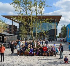 Wilhelmina-Square-by-Hosper-06 « Landscape Architecture Works | Landezine