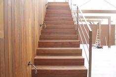Lliçà d'Amunt #obra #parkhouse #tarima #exteriores #escaleras | PARK HOUSE STUDIO | Parquet