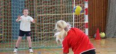 Wurfziele   Deutscher Handballbund