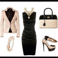 Dressy einter fashion