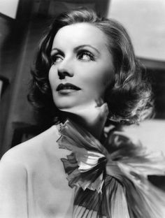 Greta Garbo from The Painted Veil (1934)