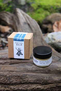 Nourishing Botanical Facial Balm from Fawn Lily Botanica. Filled with exquisite skin-loving ingredients to renew, moisturize, protect. I'm a little obsessed with this newest addition to my line. After many, many test batches, I'm uber excited to finally offer this balm for sale.