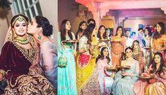 Unseen Pictures Of Alia Bhatt's Bestie Kripa Mehta's Wedding, They Give Major BFF Goals Best Friend Wedding, Big Fat Indian Wedding, Indian Wedding Photography, Bff Goals, Alia Bhatt, Dance Moves, Indian Ethnic Wear, Bridal Lehenga, Celebrity Weddings