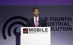FCC blocks stricter broadband privacy rules from taking effect Site Face, Mobile World Congress, Internet Providers, Trump Sign, Obama Administration, Keynote, Donald Trump, Finance, Things To Sell