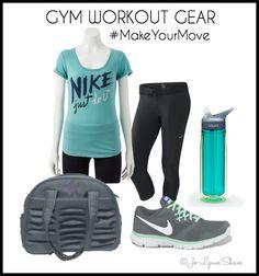 gym workout gear from sponsor Kohls