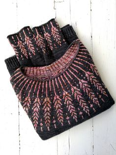 Knitting Kits, Sweater Knitting Patterns, Free Knitting, Knitting Sweaters, Norwegian Knitting Designs, Icelandic Sweaters, Fair Isle Pattern, Knit Crochet, Free Add