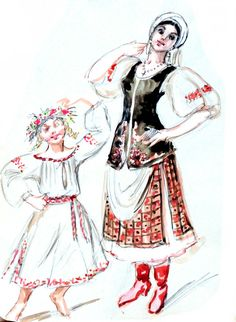 Ukrainian Art, All Art, Art Forms, Ukraine, Princess Zelda, History, Traditional Outfits, Ua, Anime