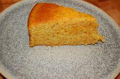 Beautiful Moist Not Too Sweet Cake