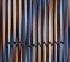 perceptuality:  Carlos Cruz-Diez Caura 5  2015 Polígrafa...