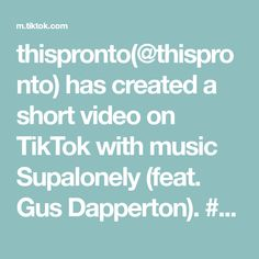 thispronto(@thispronto) has created a short video on TikTok with music Supalonely (feat. Gus Dapperton). #foryoupage #cheese 😍🤤 insta: o.l.u9.9 Glee Cast, It Cast, Videos, Doja Cat, Macrame Tutorial, Drawing Challenge, Cry Baby, Make Time, The Creator