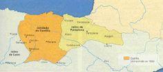 Castilla y Navarro en el reinado de Sancho III
