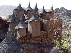 Dogon buildings of Mali