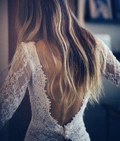 Choosing a Summer Beach Wedding Dress Open Back Wedding Dress, Wedding Dress Sleeves, Long Sleeve Wedding, Most Beautiful Wedding Dresses, Long Wedding Dresses, Wedding Gowns, Bridal Gowns, Bride, Summer Wedding