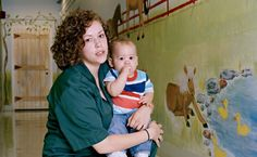 Research suggests that having nurseries in prisons leads to lower recidivism rates among incarcerated mothers and better outcomes for their children—but they're still far too rare.