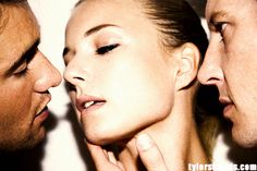 Tyler Shields Photography - Revenge ABC - Joshua Bowman, Emily VanCamp, Gabriel Mann