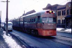 "The Chicago, North Shore, & Milwaukee Railroad: ""The North Shore Line"""