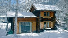 Mazot Les Tines / Haute-Savoie / Rhône Valley - Alps / France / Special Places / Sawdays - Special Places to Stay