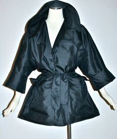 todd oldham couture vintage trench coat