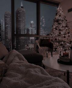 Home Room Design, Dream Home Design, My Dream Home, Apartment View, Dream Apartment, Home Tumblr, Apartamento New York, Nyc Christmas, Merry Christmas