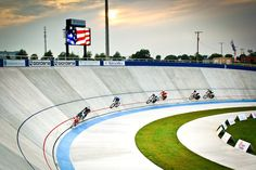 Track Omnium Nationals In Rock Hill, SC by James Thomas