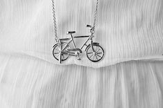 #bicycle #bike #necklace
